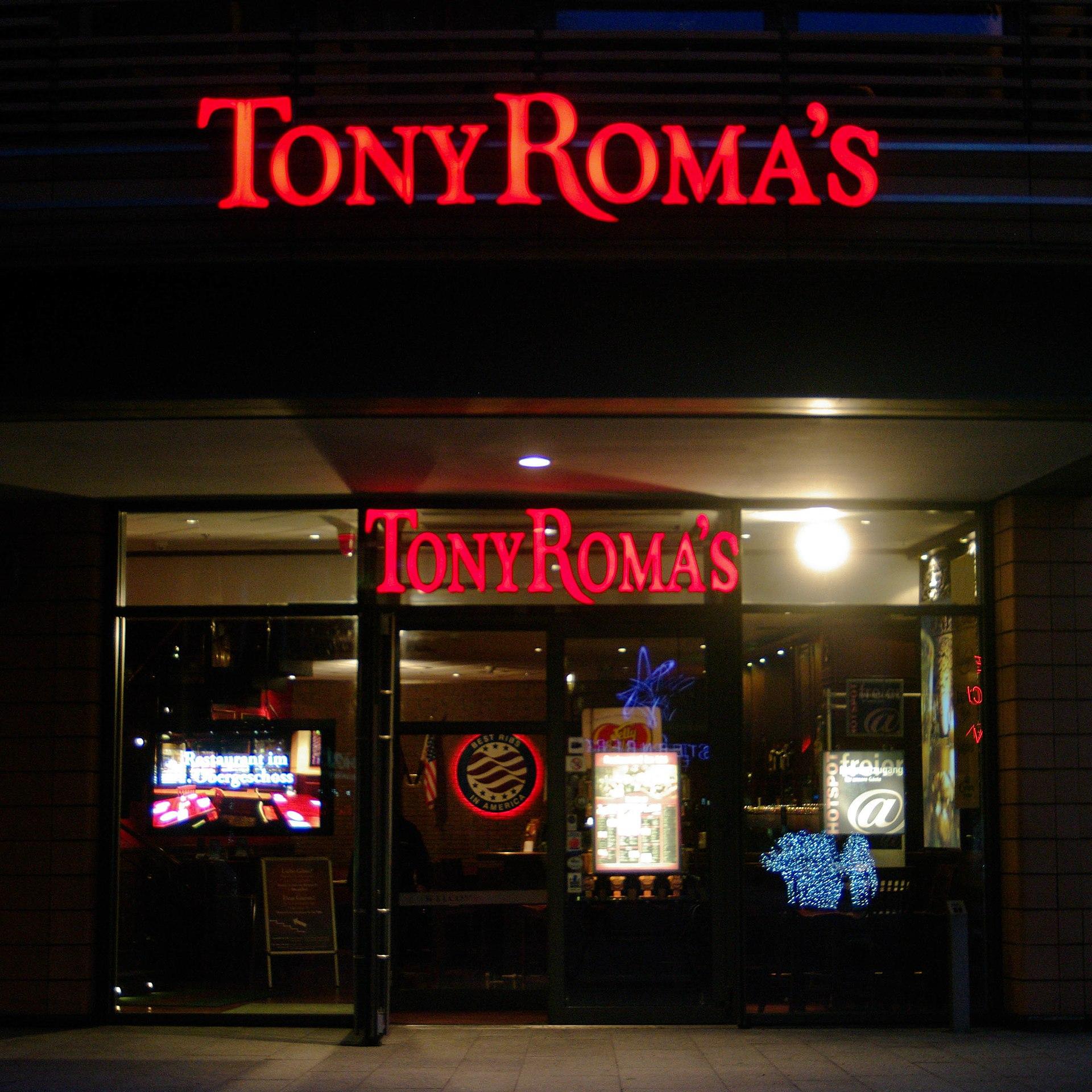 Permalink to Roma Restaurant Menu