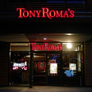 Tony Roma's - Image: Berlin Potsdamer Platz Tony Romas 13.01.2015 17 39 54