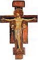 Berlinghiero Berlinghieri. Crocifisso di Fucecchio, 1230-35, Museo San Matteo, Pisa.jpg
