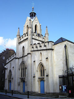 St Mary Magdalen Bermondsey Church in Bermondsey in the London Borough of Southwark, England