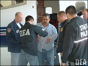 Drug barons of Colombia - The DEA arrest of a Colombian drug lord in 2008