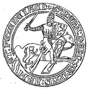 Bernard VI, Count of Armagnac - Bernard VI