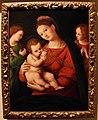 Bernardino lanino, madonna che allatta il bambino e due angeli, 1550 ca. (piemonte).JPG