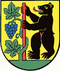 Coat of arms of Berneck