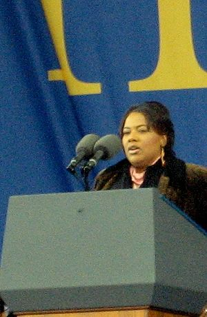 Bernice King - King in 2006