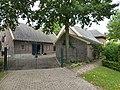 Beuningen (Gld) boerderij Tempelstraat 2 schuur met woning.JPG