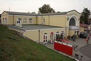Erkner station - Entrance building