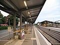 Bhf. Coesfeld 07- 2012, , Wegweisung - panoramio.jpg