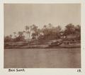 Bild från familjen von Hallwyls resa genom Egypten och Sudan, 5 november 1900 – 29 mars 1901 - Hallwylska museet - 91588.tif