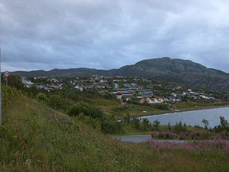 Alta, Norway - View of housing in Alta