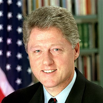 dr Bill Clinton