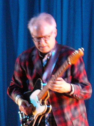 Bill Frisell - Frisell at Vossajazz, Norway, April 11, 2014