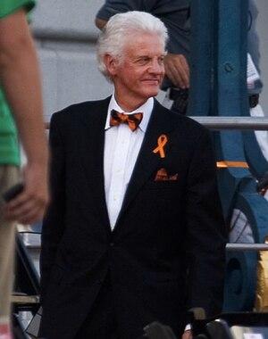 Bill Neukom - Image: Bill Neukom at SF City Hall