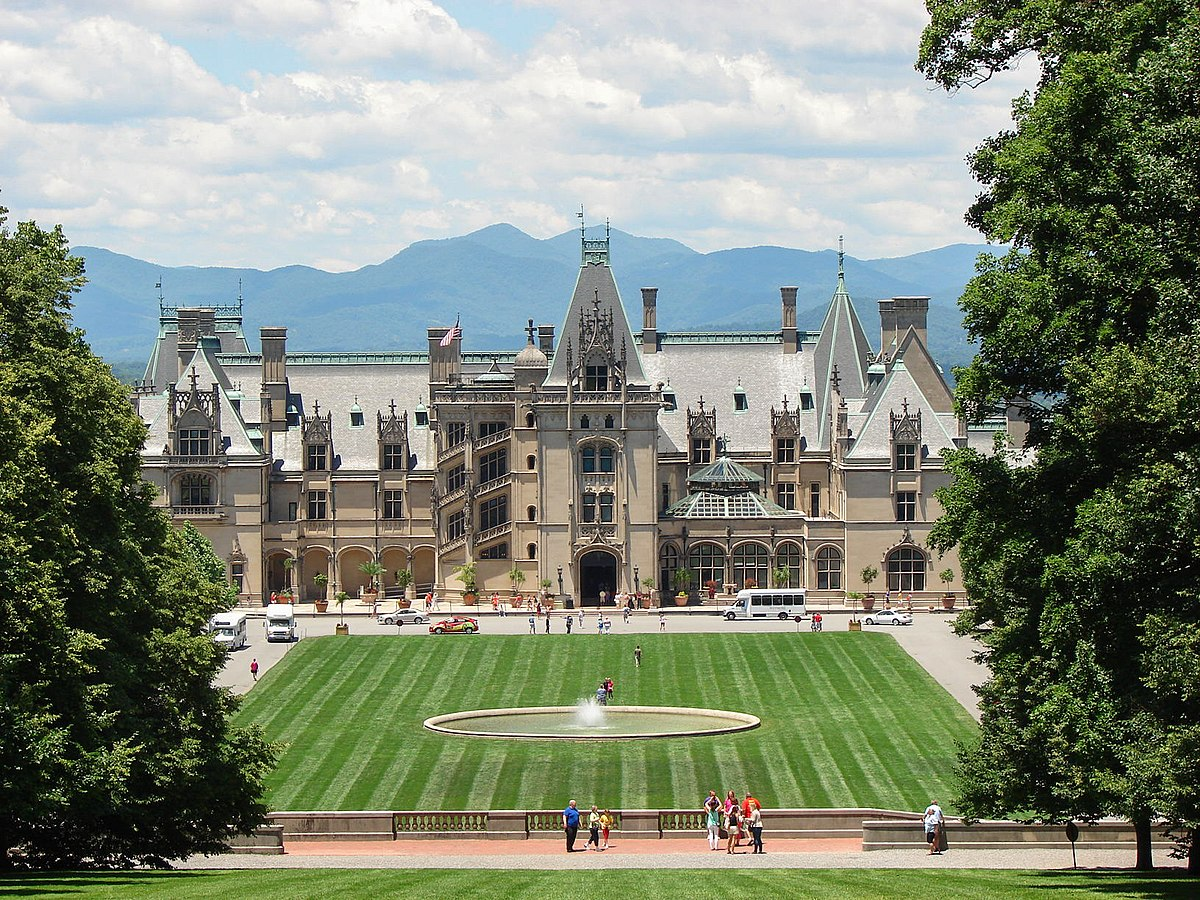 Biltmore Estate - Wikipedia