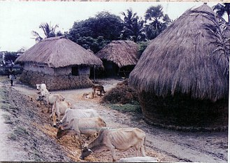 Rarh region - Image: Birbhum Village