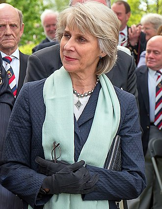 Birgitte, Duchess of Gloucester - The Duchess in 2015