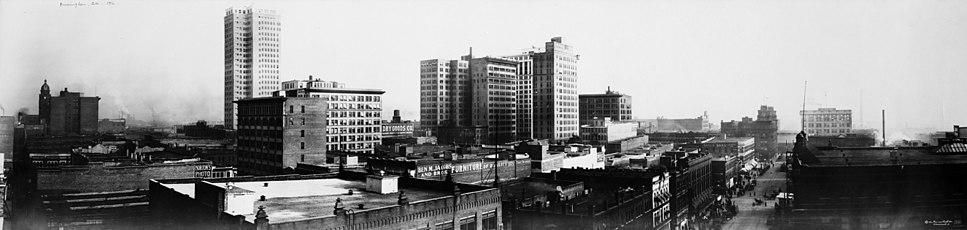 Birmingham, 1916