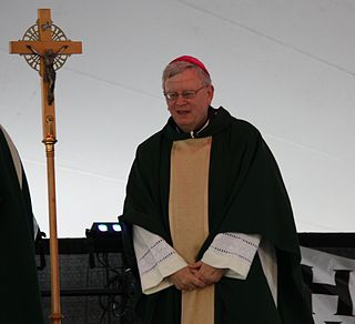 David L. Ricken Catholic bishop