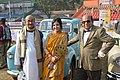 Biswatosh Sengupta With Soumi Biswas And Suvra Biswas - Kolkata 2018-01-28 0908.JPG