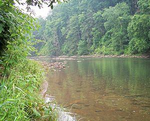 Black Fork (Cheat River) - Image: Black Fork Parsons