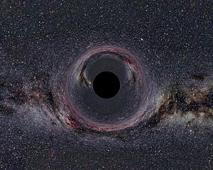 A simulated Black Hole of ten solar masses as ...