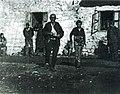 Blind man in northern Albania (Carleton Coon, 1929).jpg