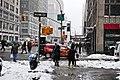 Blizzard Day in NYC (4391414539).jpg