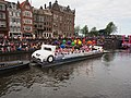 Boat 70 Uber, Canal Parade Amsterdam 2017 foto 2.JPG