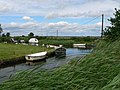 Boats moored at West Somerton - geograph.org.uk - 905292.jpg