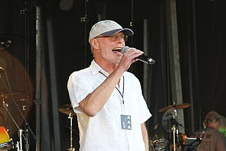 Bob Harris (radio presenter) - Image: Bob Harris 2012 at Concert@the Kings