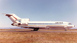 United Airlines Flight 266 1969 aviation accident