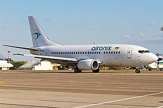 Air Onix - Air Onix Boeing 737-500