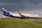 Boeing 737-8LJ(WL) Aeroflot VP-BZA (14433929751).jpg