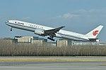 Boeing 777-39LER 'B-7973' Air China (47567385291).jpg