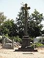 Bolleville (Seine-Mar.) croix du nouveau cimetière.jpg