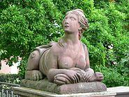 Bolongaropalast Sphinx
