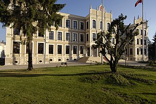 Bolu Municipality in Turkey
