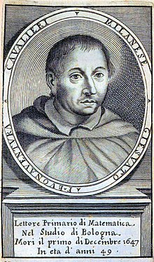 An engraving of a man with a moustache in a monk's robes, facing the viewer.