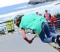Bondi, 28 - Skateboarder - Bondi Beach, 2011.jpg