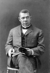 Booker Taliaferro Washington (1903)