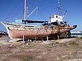 Boot im Hafen Latchi - panoramio - Arnold Schott.jpg
