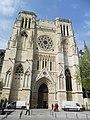 Bordeaux (33) Cathédrale Saint-André Transept sud Façade 02.jpg
