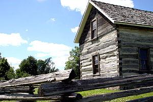 Linnaeus Arboretum - Borgeson Family Cabin