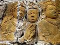 Borobudur - Lalitavistara - 007 E, Choosing the Incarnation (detail 2) (11248122383).jpg