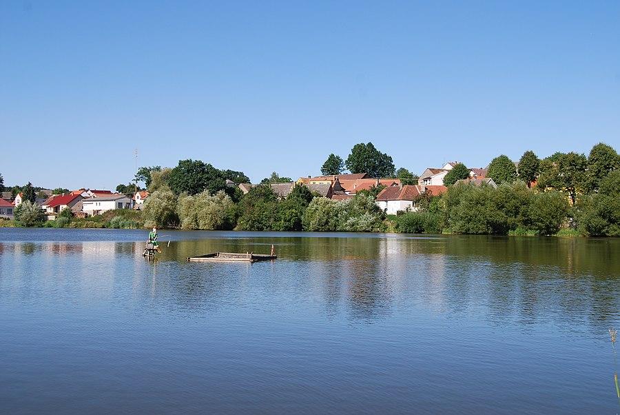 Borovany (Písek District)