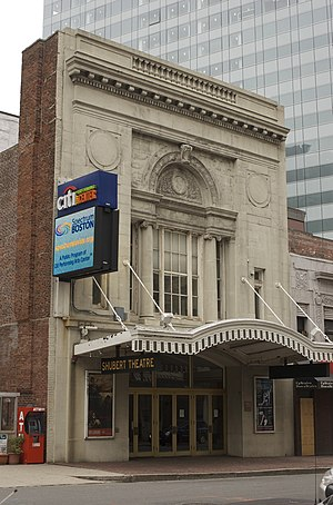 Shubert Theatre (Boston) - Shubert Theatre, Boston, 2009