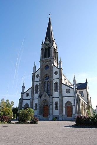 Boswil - Church of St. Pankraz