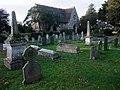 Bourne Cemetery - geograph.org.uk - 1577791.jpg