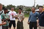 Boy Scout, Marines repaint preschool 130601-M-ZH183-044.jpg