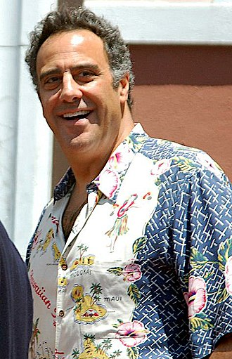 Brad Garrett - Garrett in May 2012